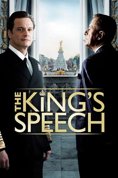 Poster The King's Speech (2010)