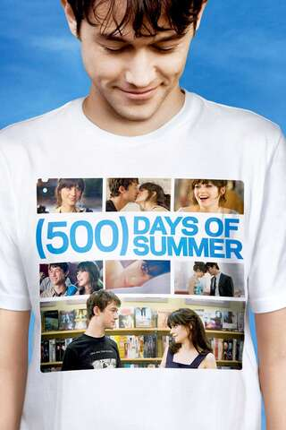 Poster (500) Days of Summer (2009)
