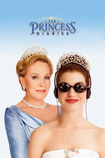 Poster The Princess Diaries (2001)