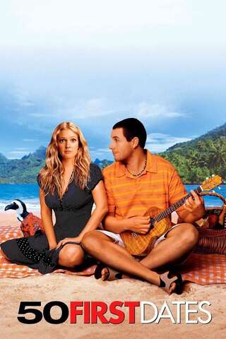 Poster 50 First Dates (2004)