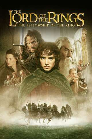 Poster The Lord of the Rings: The Fellowship of the Ring (2001)