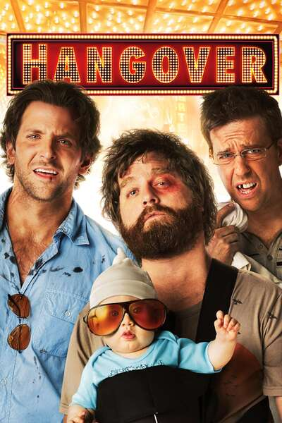 Poster The Hangover (2009)