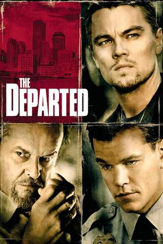 Poster The Departed (2006)