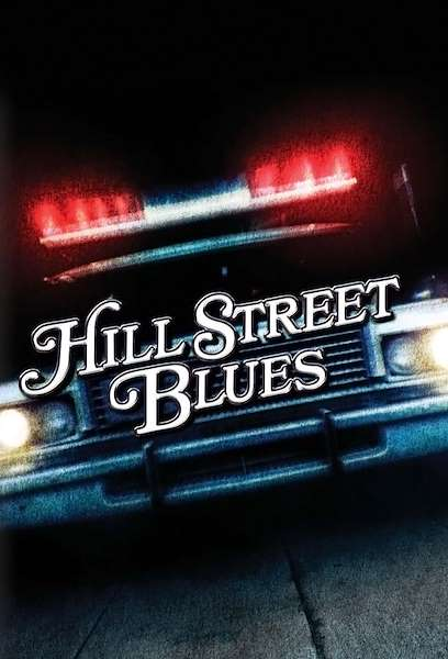 Poster Hill Street Blues (1981 - 1987)