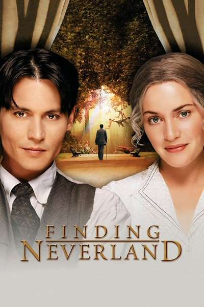 Poster Finding Neverland (2004)