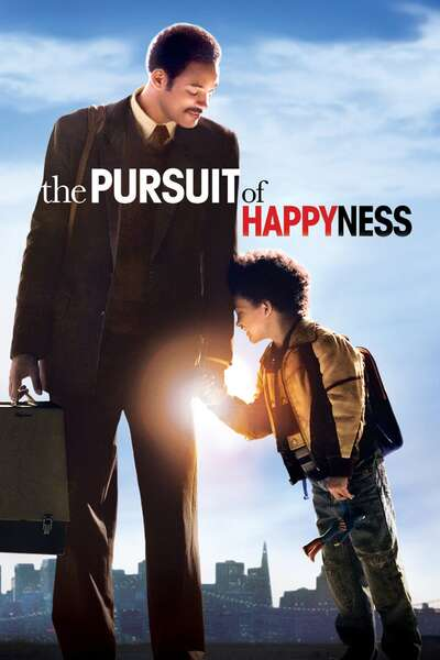 Poster The Pursuit of Happyness (2006)