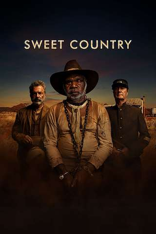 Poster Sweet Country (2018)