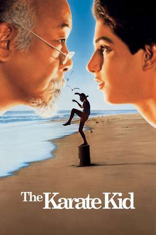 Poster The Karate Kid (1984)