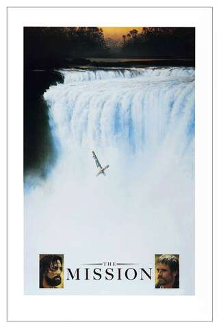 Poster The Mission (1986)