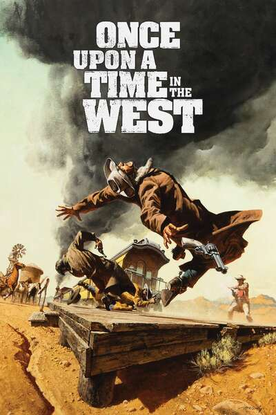 Poster Once Upon a Time in the West (1968)
