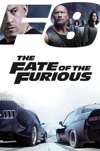 Poster The Fate of the Furious (2017)