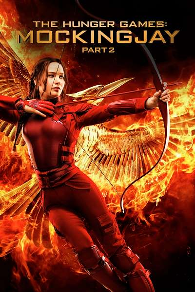 Poster The Hunger Games: Mockingjay - Part 2 (2015)