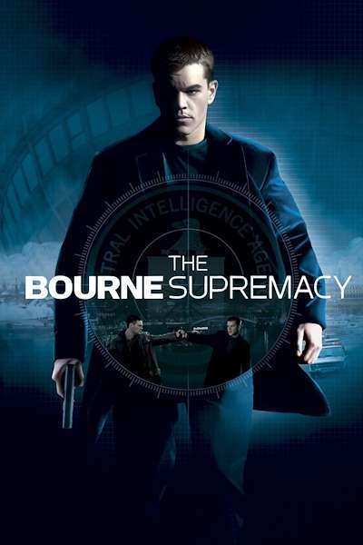 Poster The Bourne Supremacy (2004)