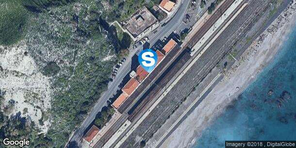 Roadmap for Train Station Taormina-Giardini