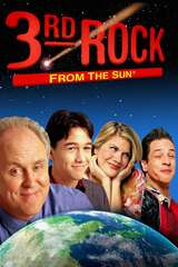 Poster 3rd Rock from the Sun (1996 - 2001)