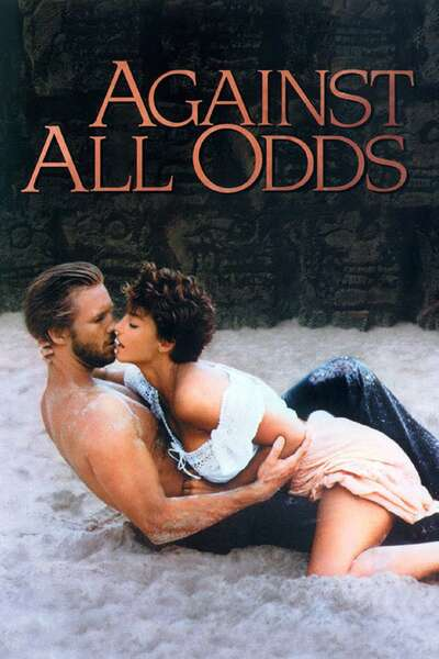 Poster Against All Odds (1984)