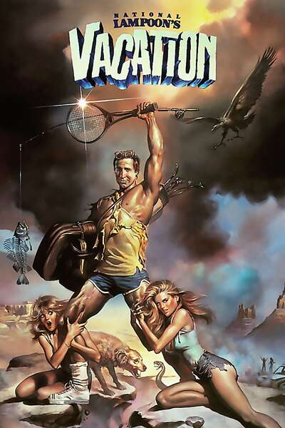 Poster National Lampoon's Vacation (1983)