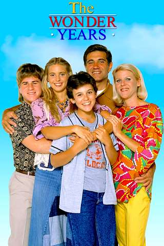 Poster The Wonder Years (1988 - 1993)