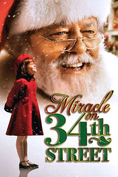 Poster Miracle on 34th Street (1994)