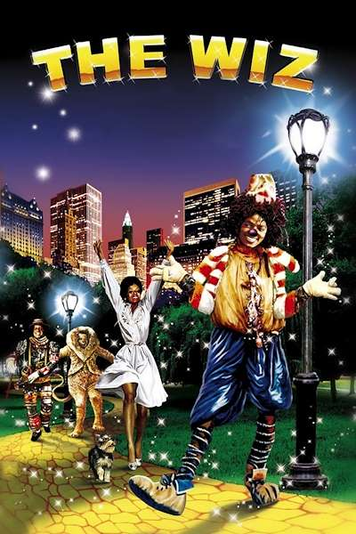 Poster The Wiz (1978)