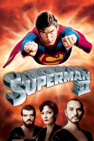 Poster Superman II (1980)