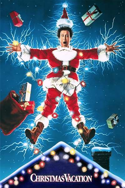 Poster National Lampoon's Christmas Vacation (1989)