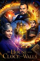 Poster The House with a Clock in Its Walls (2018)