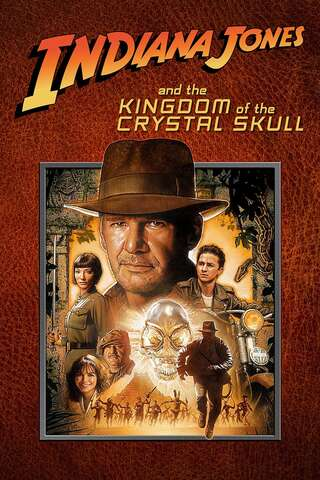 Poster Indiana Jones and the Kingdom of the Crystal Skull (2008)