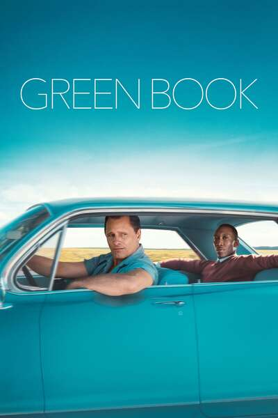 Poster Green Book (2018)