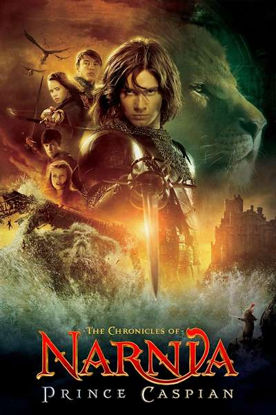Poster The Chronicles of Narnia: Prince Caspian (2008)