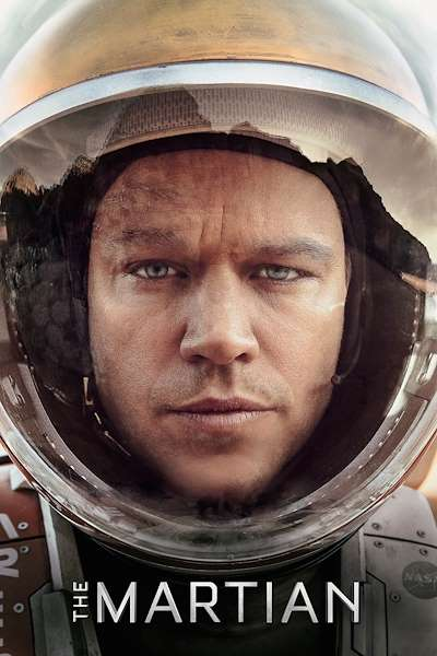 Poster The Martian (2015)