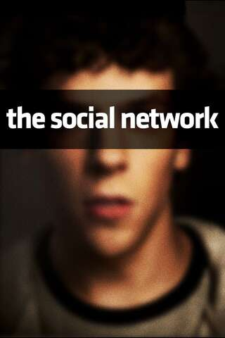 Poster The Social Network (2010)