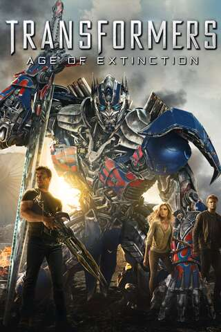 Poster Transformers: Age of Extinction (2014)