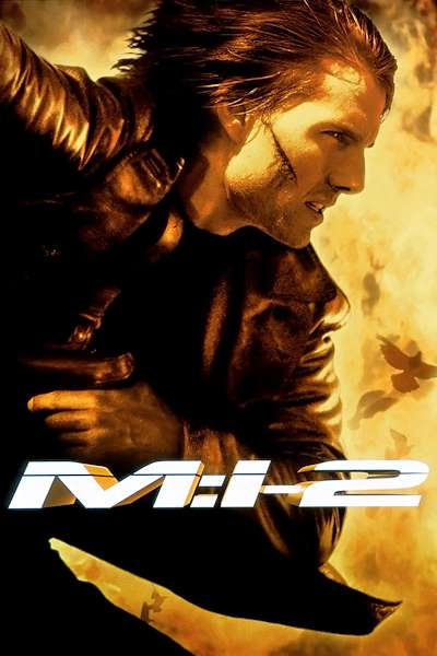 Poster Mission: Impossible II (2000)