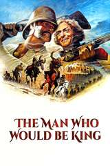 Poster The Man Who Would Be King (1975)