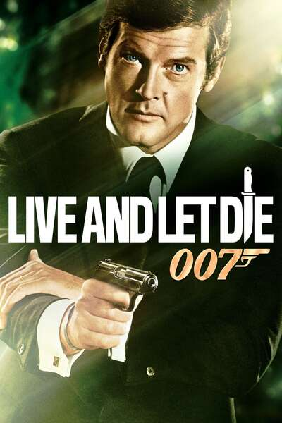 Poster Live and Let Die (1973)