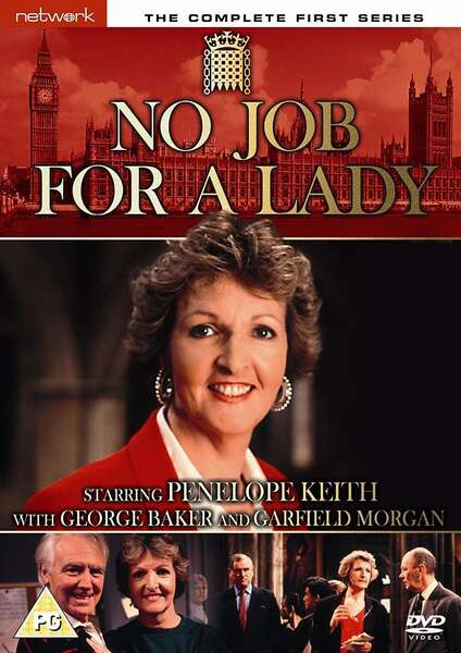 Poster No Job for a Lady (1990 - 1992)