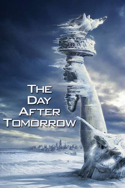 Poster The Day After Tomorrow (2004)