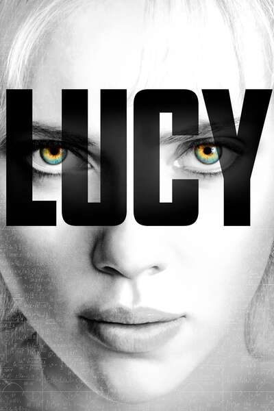 Poster Lucy (2014)