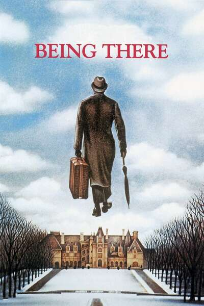 Poster Being There (1979)