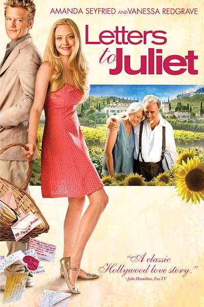 Poster Letters to Juliet (2010)