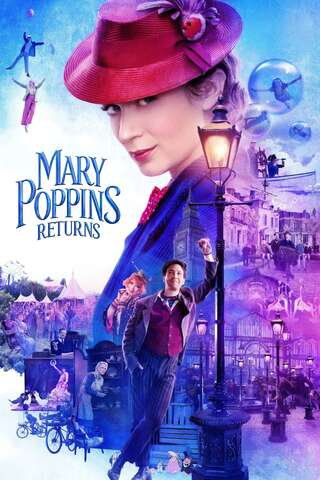 Poster Mary Poppins Returns (2018)