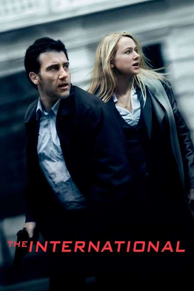 Poster The International (2009)