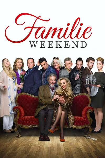 Poster Family Weekend (2016)