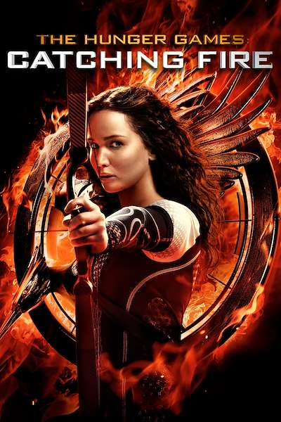 Poster The Hunger Games: Catching Fire (2013)