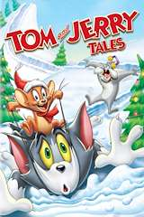 Poster Tom and Jerry Tales (2006 - 2008)