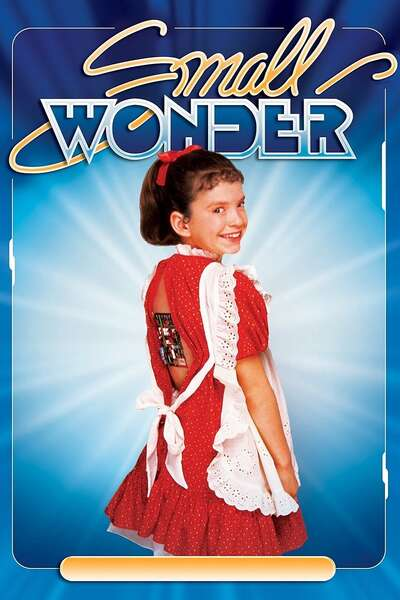 Poster Small Wonder (1985 - 1989)