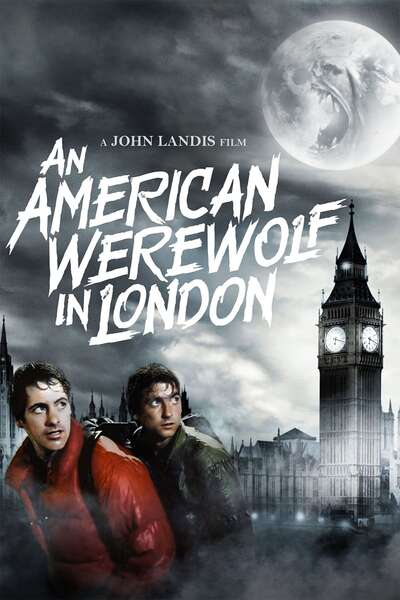 Poster An American Werewolf in London (1981)