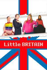 Poster Little Britain (2003 - 2005)