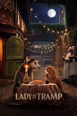 Poster Lady and the Tramp (2019)